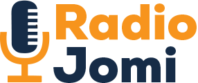 Logo for Radio Jomi