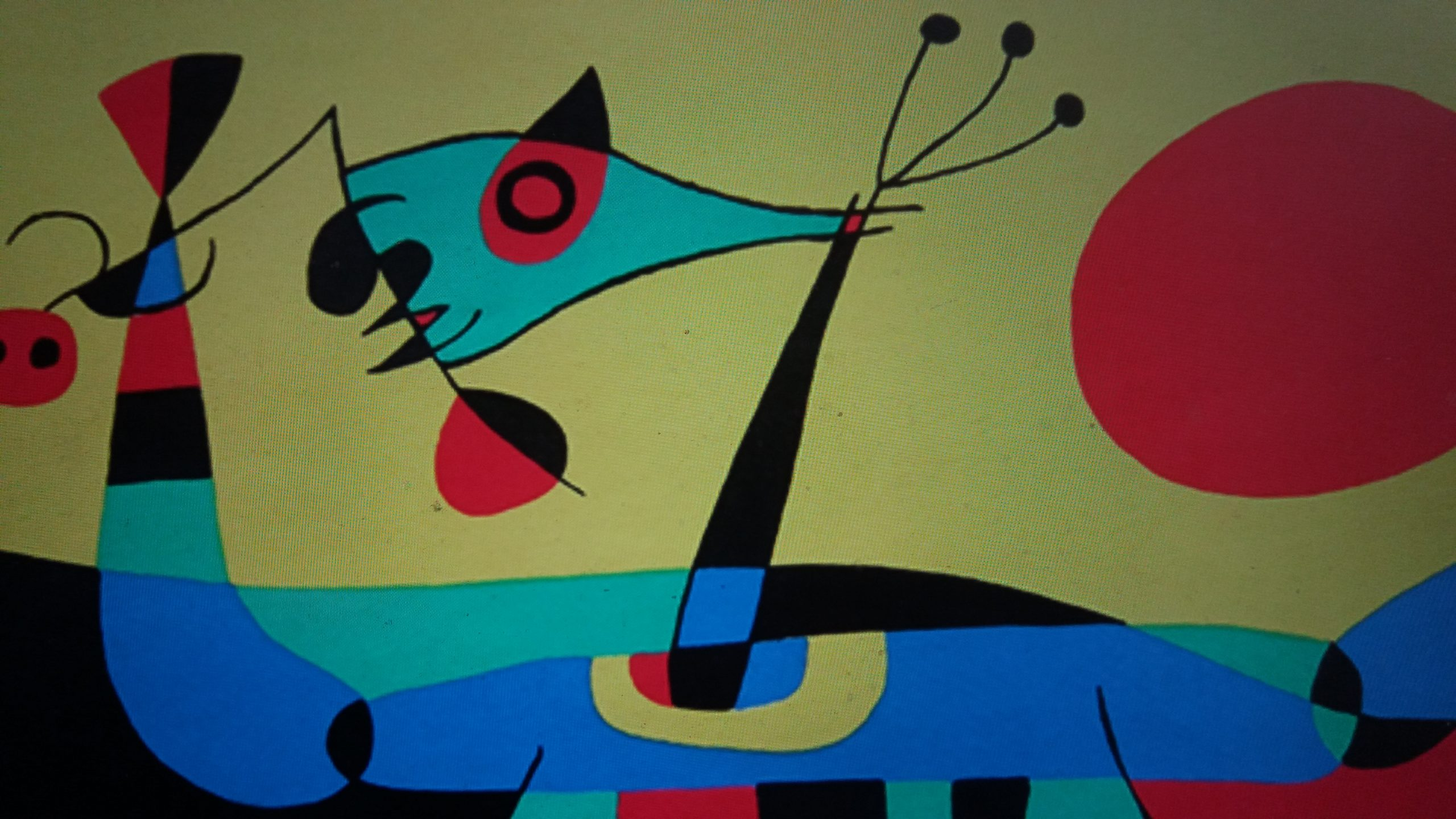 Wer war Joan Miró